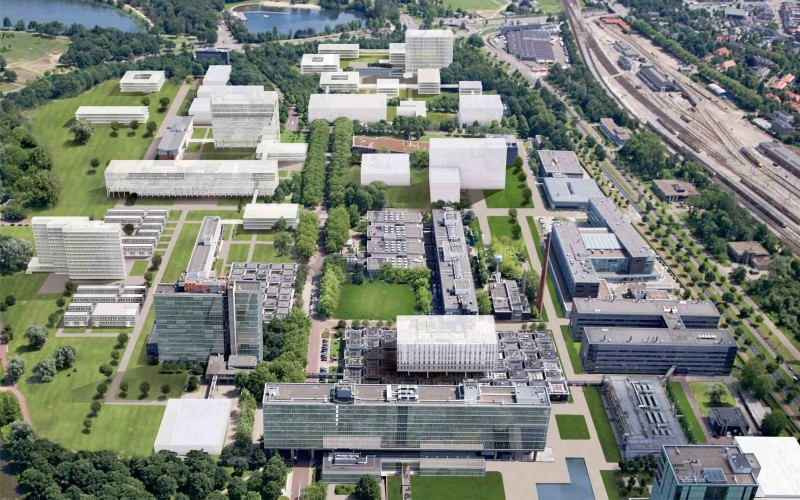 XXXX.XX.XX_TUe Science Park_Masterplan.indd