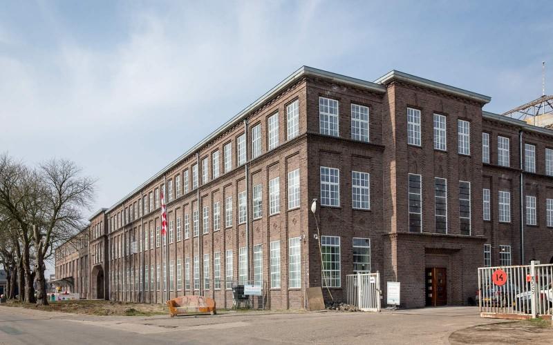 Leerfabriek KVL terrein Oisterwijk