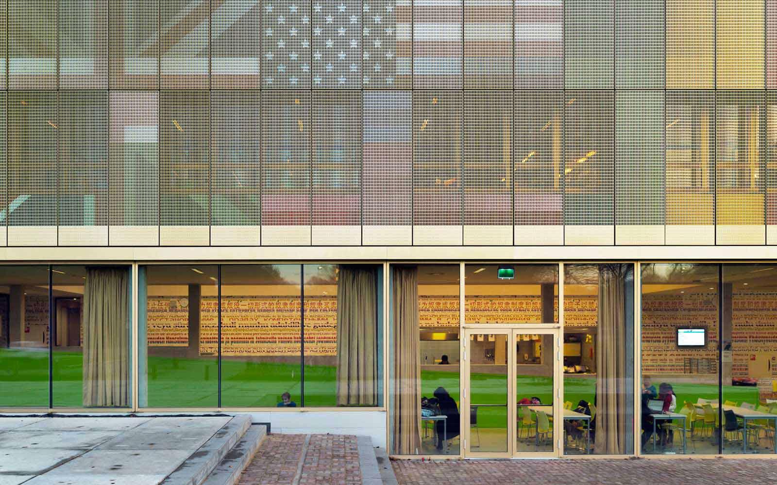 International school eindhoven diederendirrix for Eindhoven design school