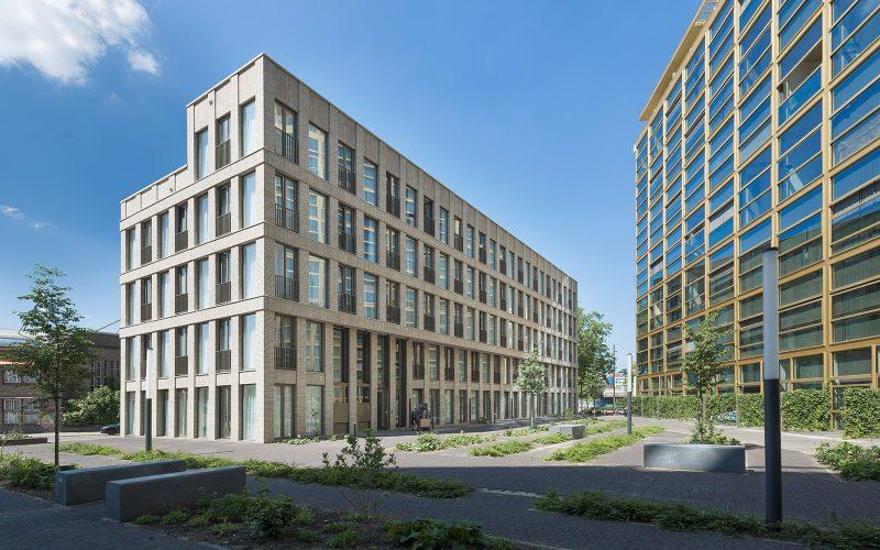 Victoria Court Eindhoven Diederendirrix architectuur en stedenbouw