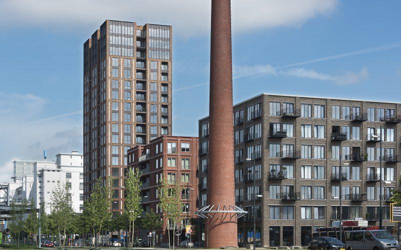 Blok 59 Strijp Eindhoven Diederendirrix architectuur en stedenbouw