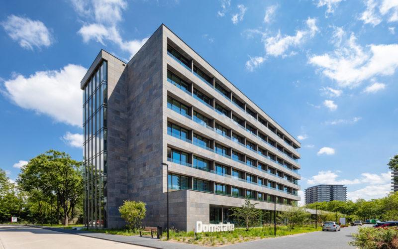 Zorghotel Domstate genomineerd voor gebouw van het jaar