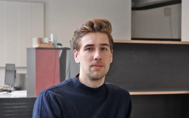 Jeroen Thijssen, Architect